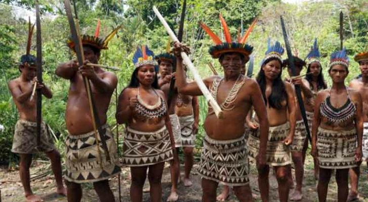 Día internacional de la poblaciones indígenas