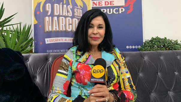 Maria Conchita Festival de Cine Lima 2019