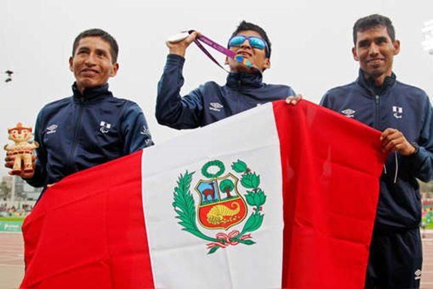 Perú ha logrado 5 medallas en los Parapanamericanos Lima 2019