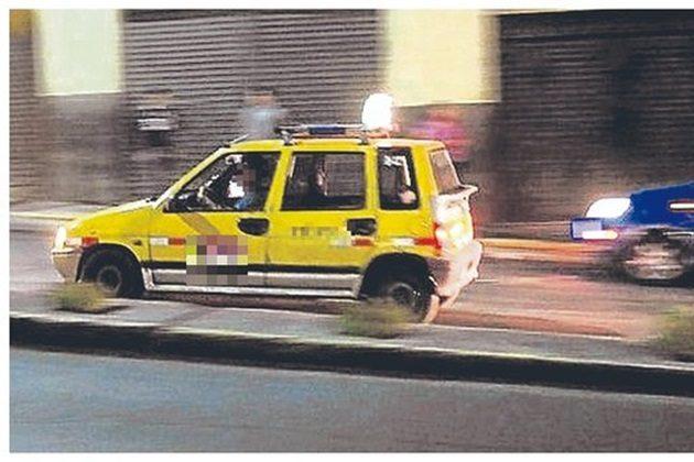 Un taxista falso y su complice roban 6,000 soles a una empleada