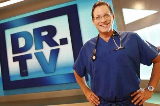 """Colegio Médico investiga al """"Dr. TV"""" por hacer consultas por videollamadas"""