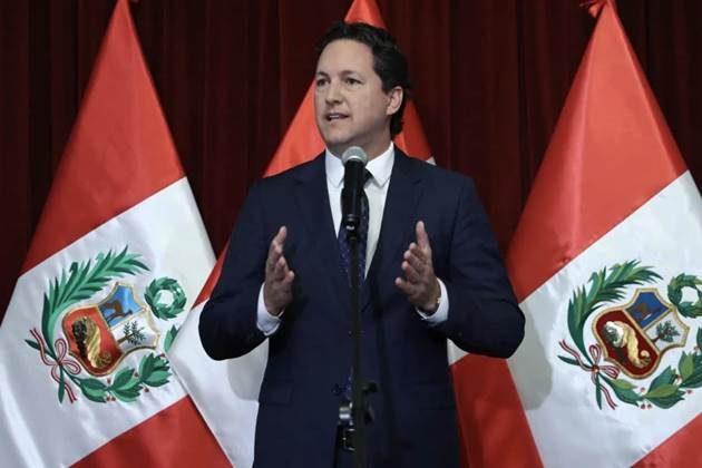 Daniel Salaverry confirmó sus intenciones de ser presidente del Perú