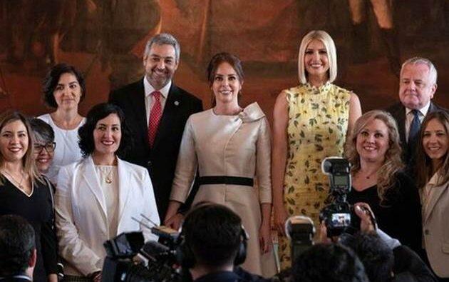 Ivanka Trump destina $ 500 millones a emprendedoras latinoamericanas