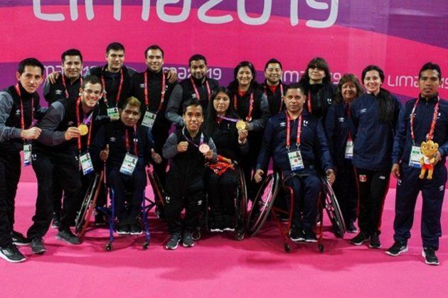 Presidente reconoce a medallistas de los Parapanamericanos Lima 2019