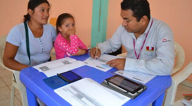 Ultiman detalles para el pago del cuarto abono de Programa Juntos en Piura