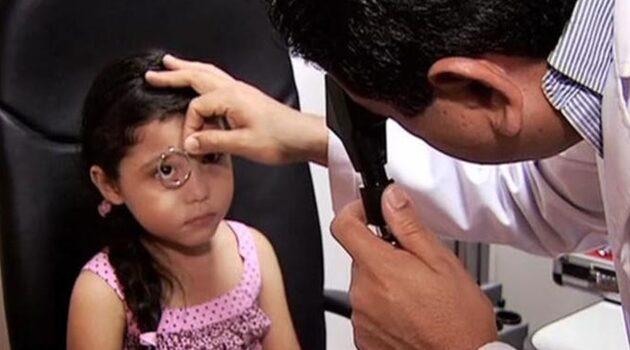 El 40% de los casos de miopía se presenta en menores de 18 años