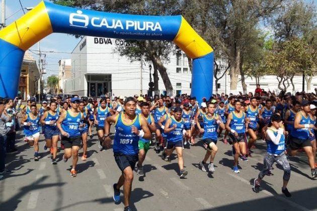 La media maratón Ciudad de Piura 2019 tendrá cambio de ruta