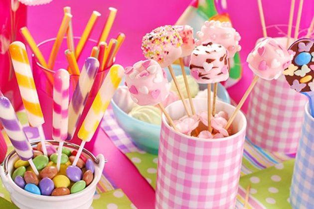 Qué tan dañinas son las golosinas de fiestas infantiles para los niños
