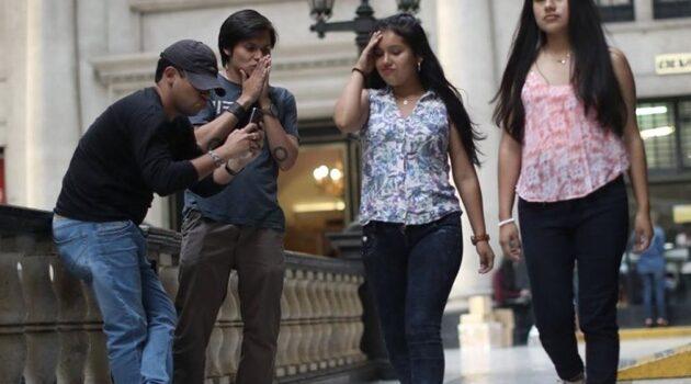 El acoso sexual callejero ahora se multa hasta con 8,400 soles