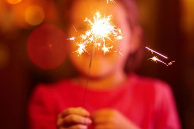 Quemaduras en niños se triplican durante Navidad y Año Nuevo