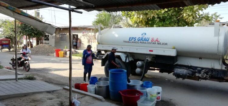 Conoce los puntos de suministro de agua de la EPS Grau