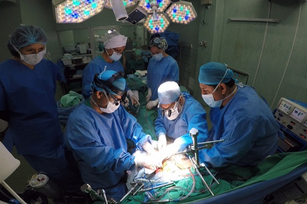 Gracias a donación de órganos EsSalud salva vida de 14 personas