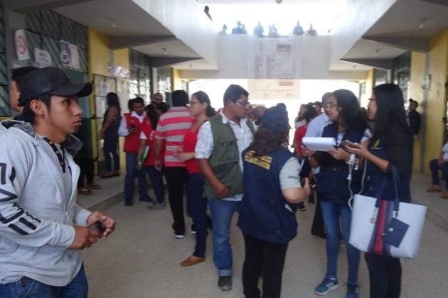 Interior de la región se hizo presente con su voto este domingo
