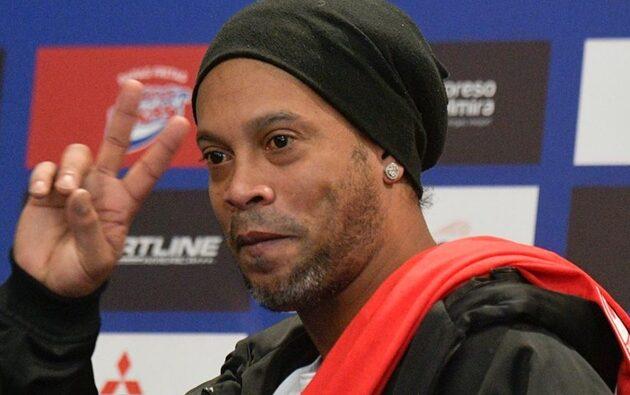 Ronaldinho Gaúcho abrirá una escuela de fútbol en Perú