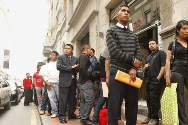 Según informe de Trabajo, más de 400 mil piuranos no están ocupados