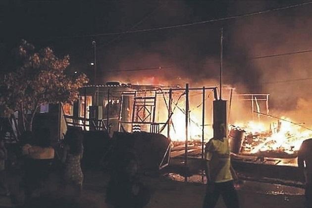 Siete incendios se han registrado en menos de un mes en Piura