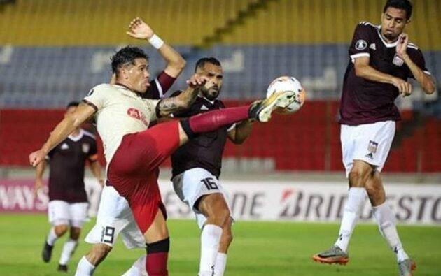 Universitario define su pase a la segunda fase de la Copa Libertadores