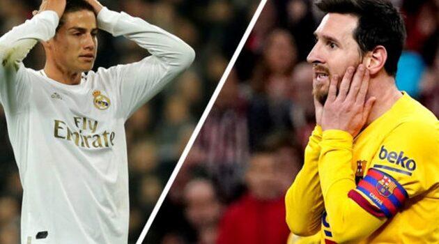 Copa del Rey: Barcelona y Real Madrid quedan eliminados