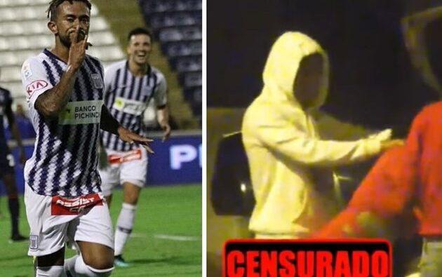 Tras polémicas imágenes en salida nocturna Yuriel Celi rompió su silencio