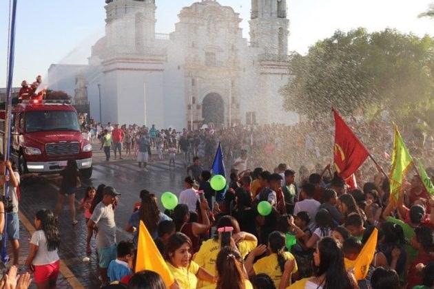 """juegos carnavalescos """"José Espinoza Sánchez"""""""