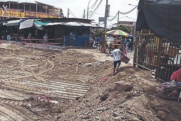 En plena emergencia sanitaria algunos sectores están sin agua