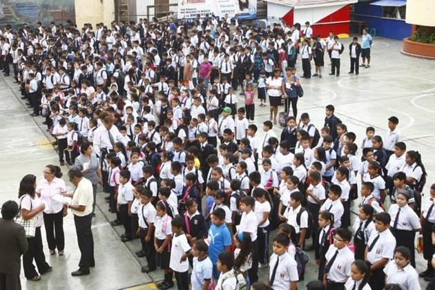 Escuelas no tienen plan de contingencia en caso de enfermedades