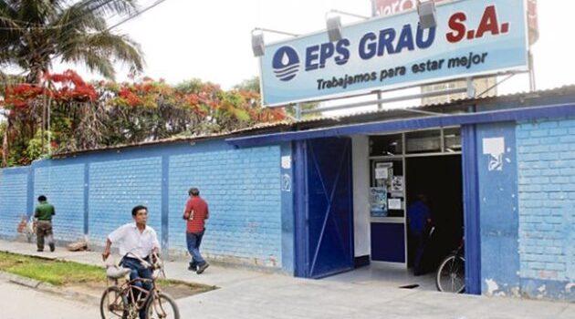 Vecinos irrumpen violentamente en EPS Grau por falta de agua