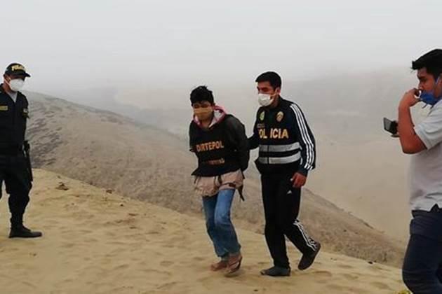 Adolescente confesó el crimen de dos hermanitos en Alto Trujillo