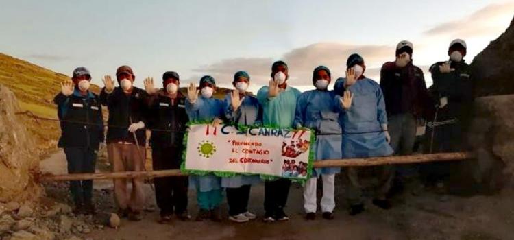 15 distritos libres de coronavirus tras 100 días de cuarentena