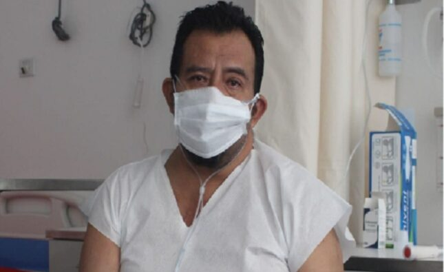 medico piura se cura de coronavirus
