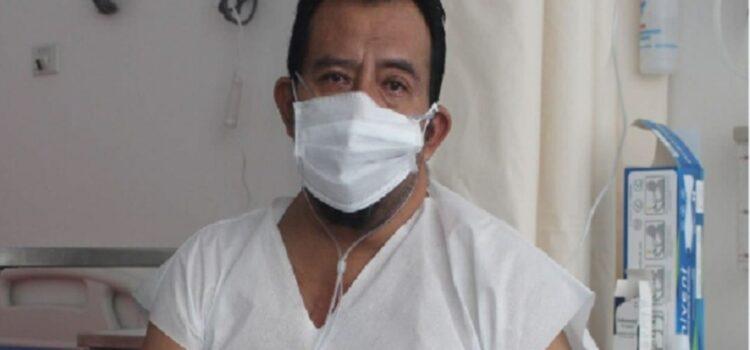 Médico piurano venció al coronavirus y fue dado de alta