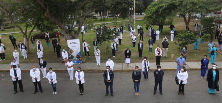 200 profesionales de la salud se unen a la lucha contra el COVID-19