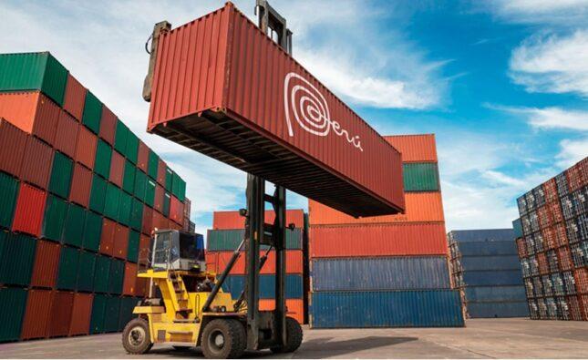 Exportaciones en Perú