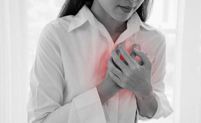 secuelas en el corazón
