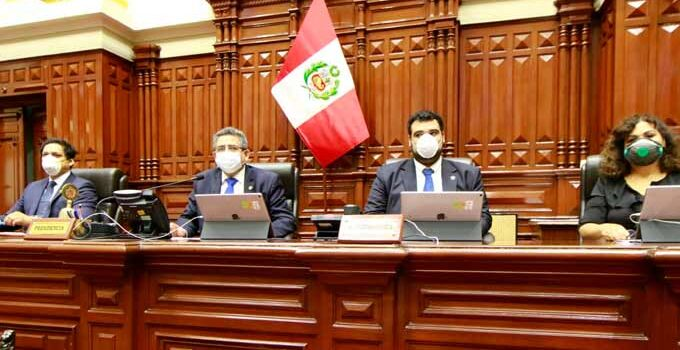 Congreso aprobó debate moción de vacancia contra el presidente Vizcarra