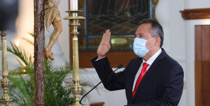 nuevo ministro
