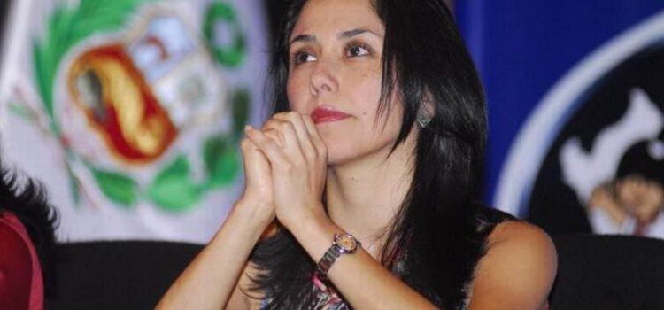 Dictan prisión domiciliaria a exprimera dama Nadine Heredia