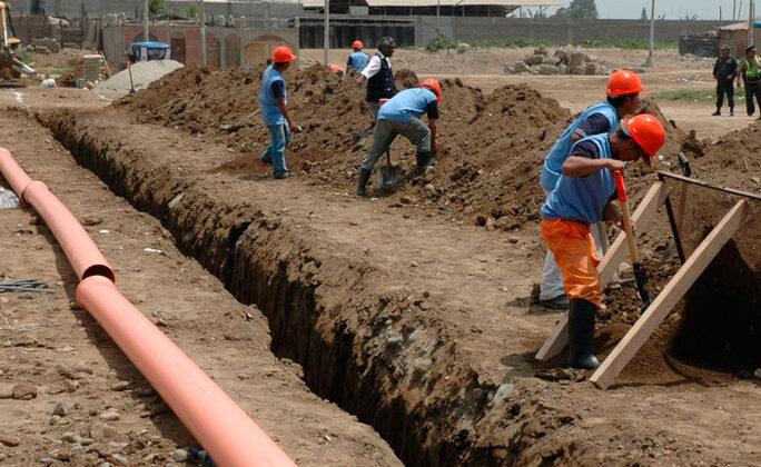 proyectos agua y saneamiento