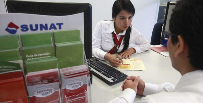 Sunat accederá a la información financiera de los peruanos que realizan sus operaciones en el exterior