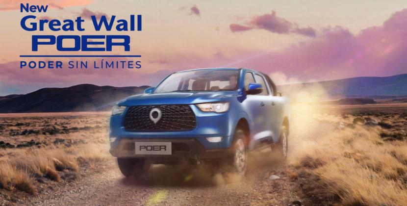 La nueva Pick Up Premium de Great Wall Poer llegó a Perú
