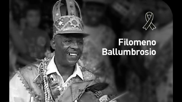 """Fallece el artista peruano Filomeno """"Meno"""" Ballumbrosio"""