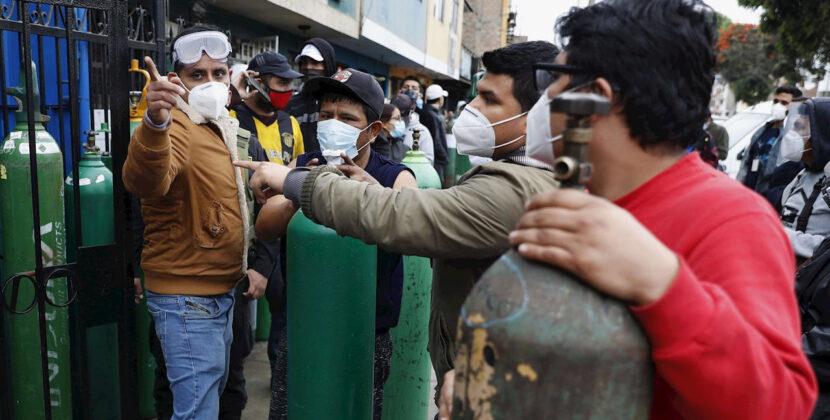 Alcalde de Trujillo denuncia amenazas de traficantes de oxígeno