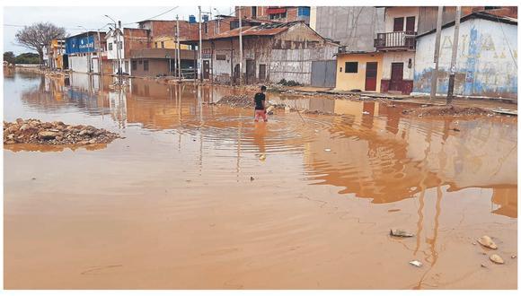 Tumbes: Declaran a seis distritos en emergencia por intensas lluvias