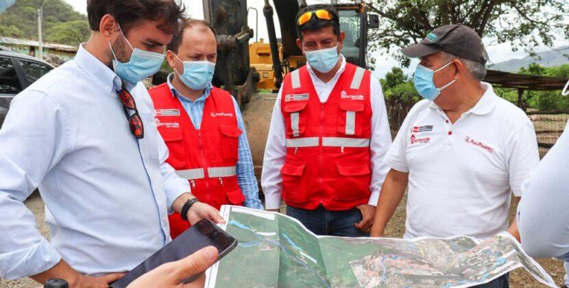 Expertos internacionales apoyan en la solución integral del río Piura