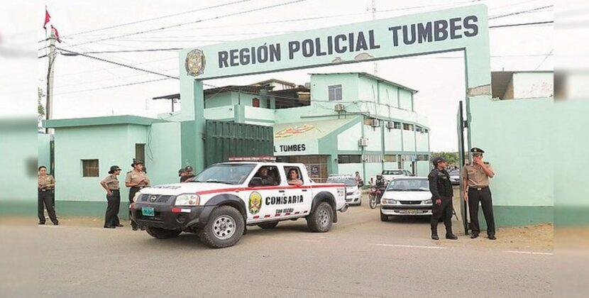 Hombre atropella a PNP y se da a la fuga en Tumbes