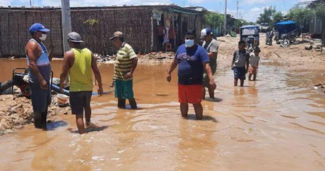 Piura: Las lluvias tienen a la región en estado de alerta