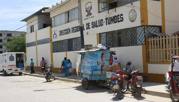Tumbes: Exigen garantizar los derechos laborales del personal de salud
