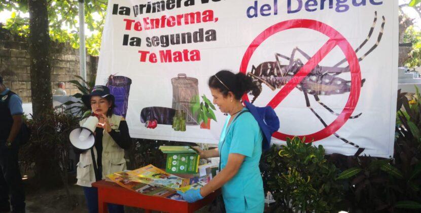 Alerta epidemiológica en todo Perú por incremento en casos de dengue