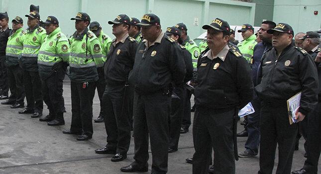 Más de 90 mil policías resguardarán el país durante las elecciones