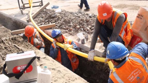 El gas natural llegará a más de 16 mil hogares en Tumbes